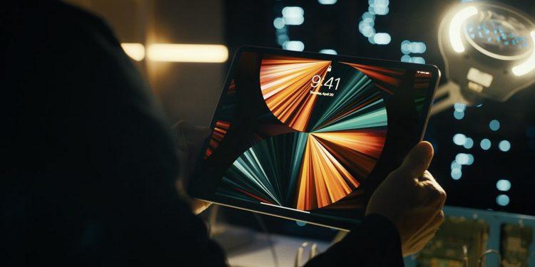 Apple, M1 5. Generation unveils iPad Pro - Buss The World